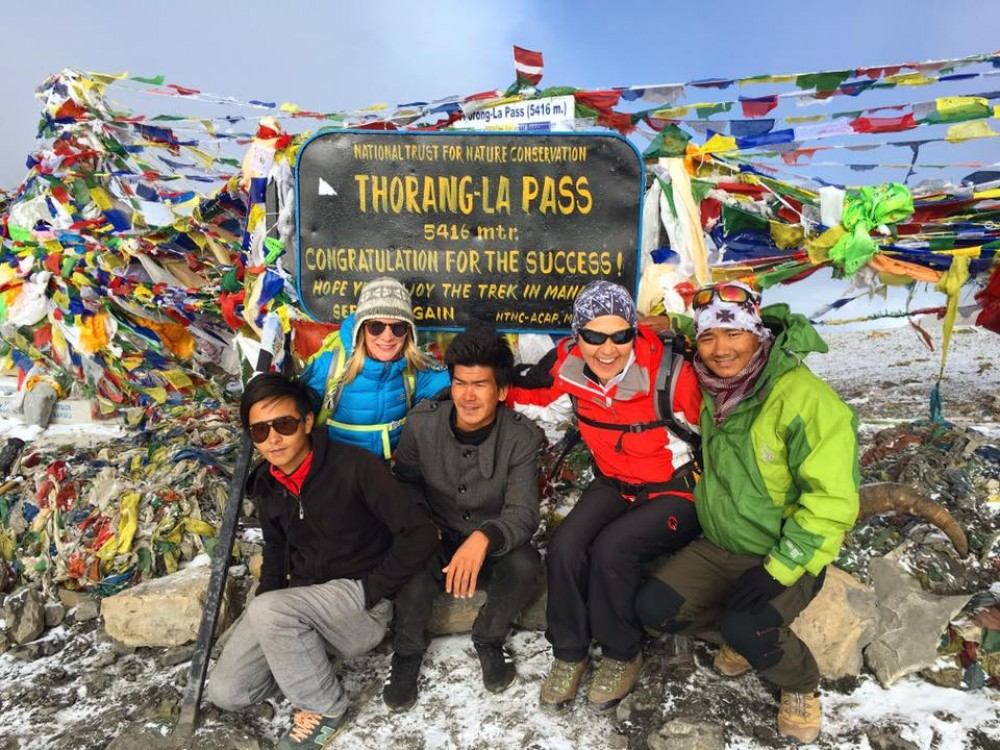 Annapurna Mini Circuit trek is one of the spectacular and highly praised trekking routes in the Annapurna Region