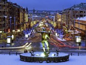 Sweden, one of the populous destinations for tourist is a Scandinavian country in Northern Europe.